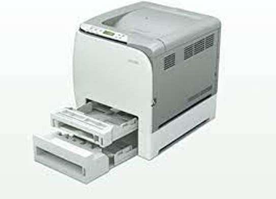 imprimante ricoh laser couleur neuve image 2