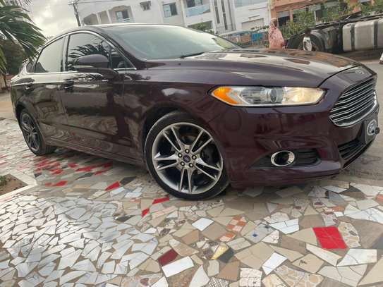 Ford fusion image 1