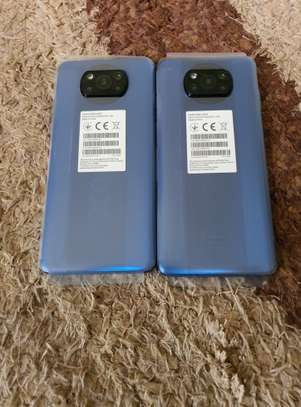 Mi poco X3 NFC 128go ram 6go 2sim vendu sur facture image 6