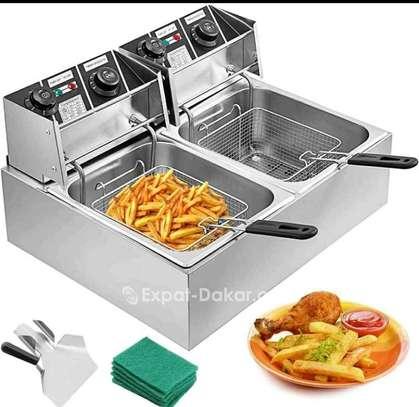 Friteuse électrique 12 litres image 1