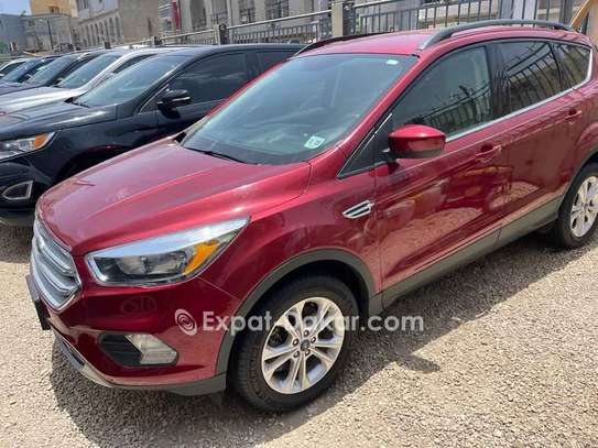 Ford Escape 2018 image 2