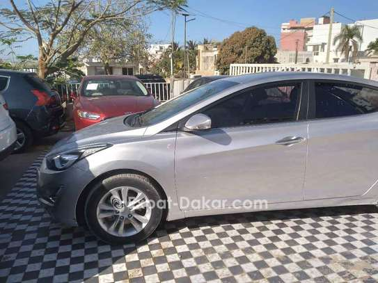 Hyundai Avante 2014 image 2