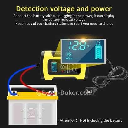 Chargeur de batterie de Auto | 110V à 220V image 3