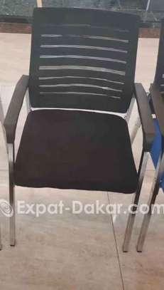 Chaise visiteur lux image 1