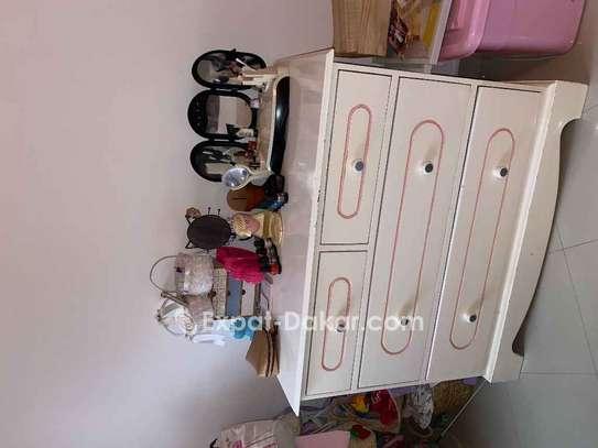 Chambre à coucher enfant de princesse image 1