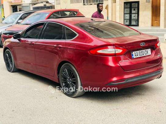 Ford Fusion 2013 image 4