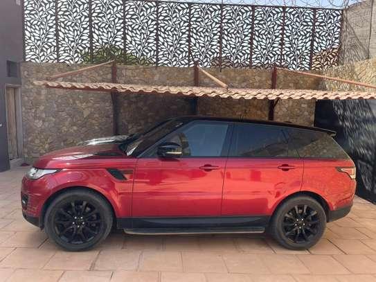 Range Rover Sport 2015 image 8