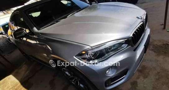 BMW X6 2015 image 4