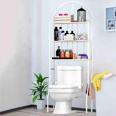 Rangement toilettes ou lave linge image 1