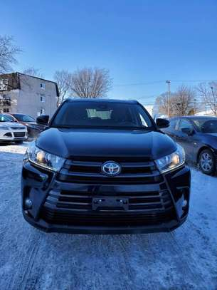 Vente de Toyota highlander image 1