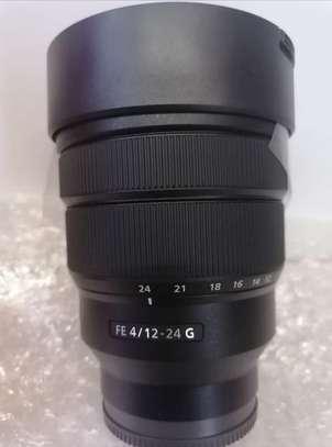 Objectif sony 12-24mm G image 3