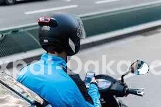 Magasinier ou chauffeur coursier image 1