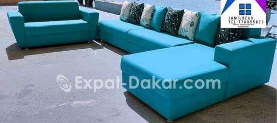 Canapé d'angle image 4