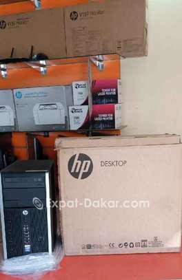 """HP core I7 neuf + 19"""" image 2"""