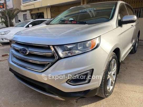 Ford Edge titanium 2015 image 5