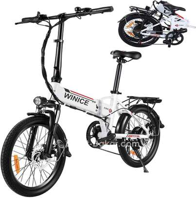 Vélo pliable image 3