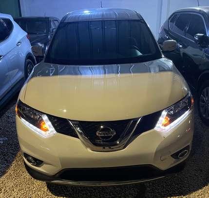 Nissan Rogue version 4x4 2014 image 6