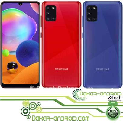 Samsung Galaxy A31 image 2