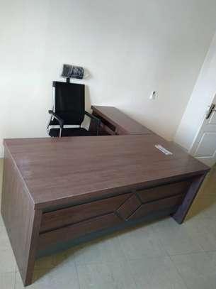 Table bureau direction avec Retour image 11