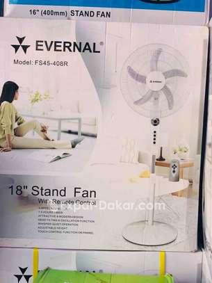 Ventilateur Evernal 18 stand image 2