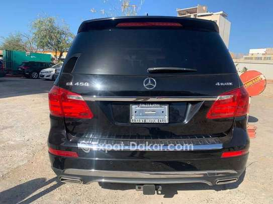 Mercedes-Benz GLE 450 2015 image 3
