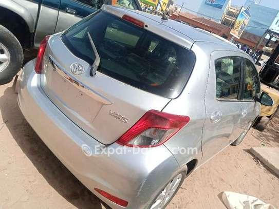 Toyota Yaris 2013 image 6