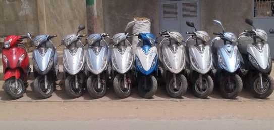 Kymco jockey 125cc image 2