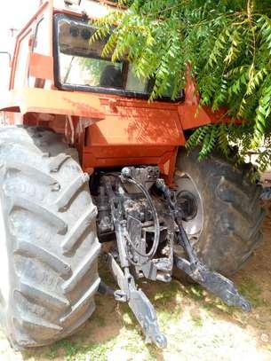 Machine tracteur image 3