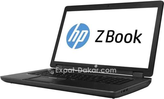 HP ZBOOK G3 GAMEUR 32Go image 2