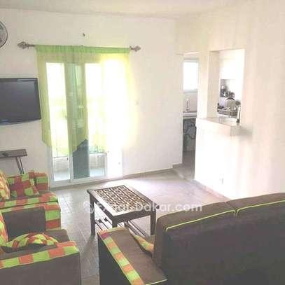 Appartement F2 meublé à Fann hock image 1