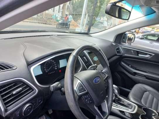 Ford edge Sell Full option 2015 image 8