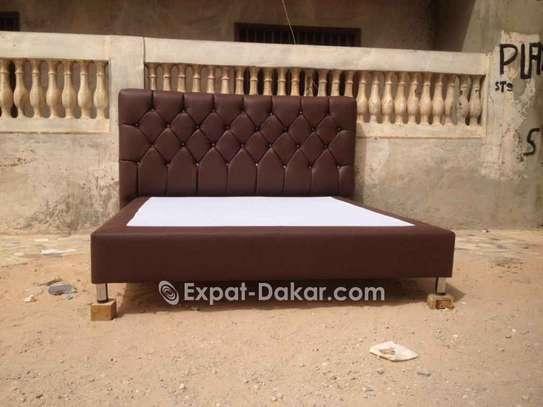 Chambres à coucher,Lit double lit image 2