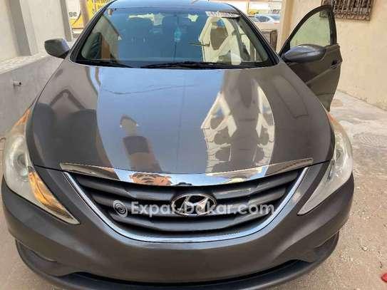 Hyundai Sonata 2013 image 1