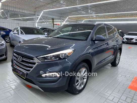 Hyundai Tucson 2018 image 1