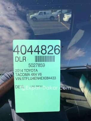 Toyota Tacoma 2014 image 4