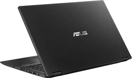 Asus Zenbook Flip Q547 core i7-10510u 10 génération ram 16 go disc 512 ssd carte graphique nvidia gtx 1050 max-Q désigne 4 go dédié écran 15 pouce tactile rotatif 360 window 10 clavier screen pad image 2