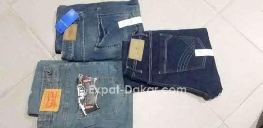 Lot de 3 jeans image 2