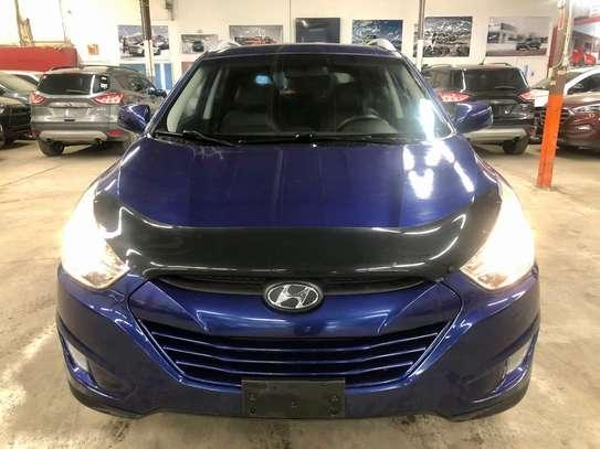 Hyundai Tucson v4 image 1