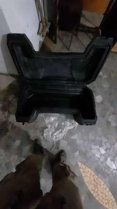 Coffre arrière pour quad image 1