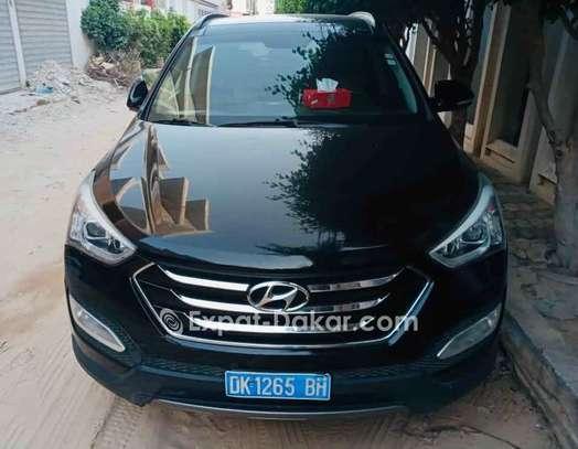 Hyundai Santa Fe 2015 image 1