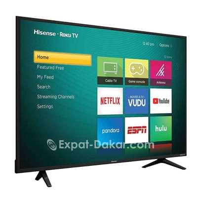 "TV Hisense - Ecran SMART HISENSE 65"" ULTRA HD 4K'' - 4K image 2"