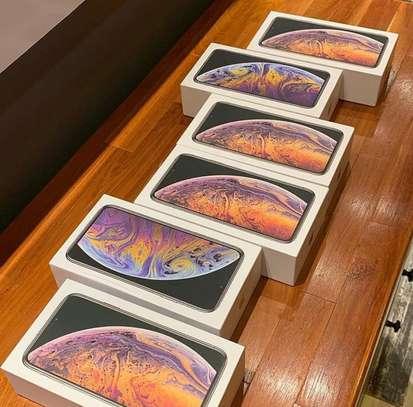 IPhone XS scellé image 1