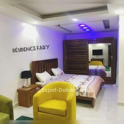 Appartement meublé à louer à Cité Keur gorgui image 1