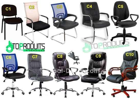 Chaises/fauteuils bureaux image 3