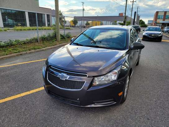 Chevrolet cruze sous douane image 1