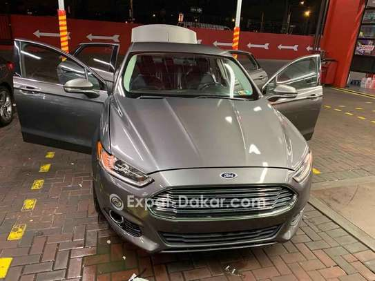 Ford Fusion 2013 image 2