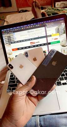 Iphone Xs Max 64go A Vendre image 1