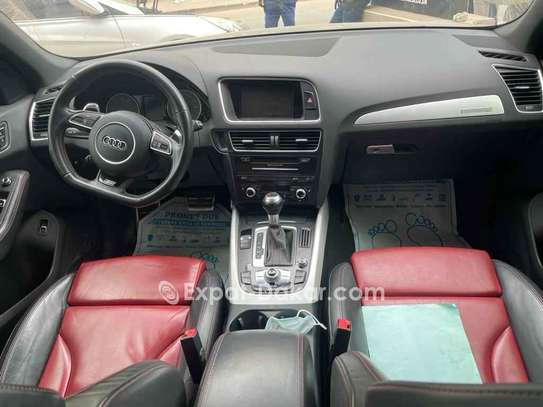Audi SQ5 2014 image 2