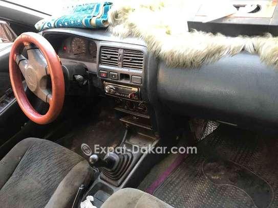 Taxi Nissan primera papier complète image 3
