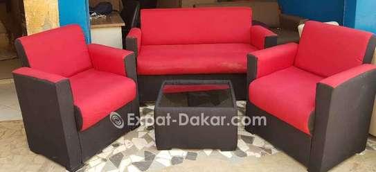 Canapés fauteuils salons image 1